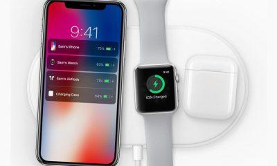 Apple vient juste de sécuriser le nom de son chargeur sans-fil AirPower Apple 7