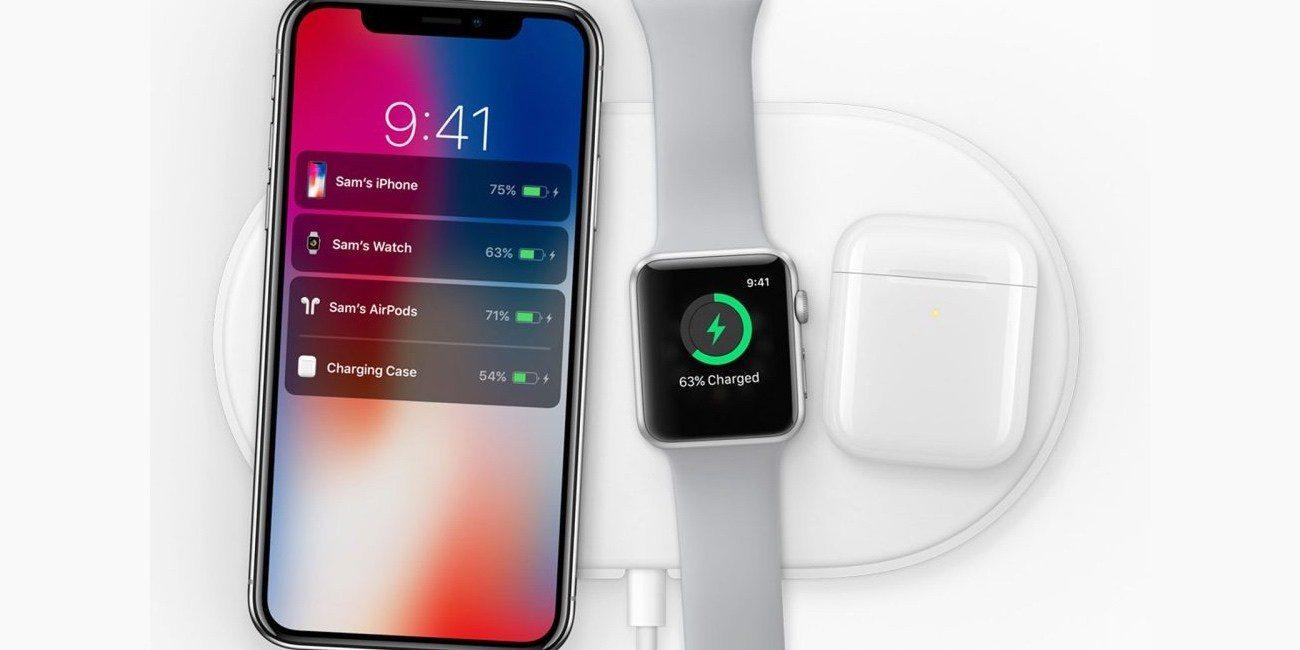 Apple vient juste de sécuriser le nom de son chargeur sans-fil AirPower Apple 1