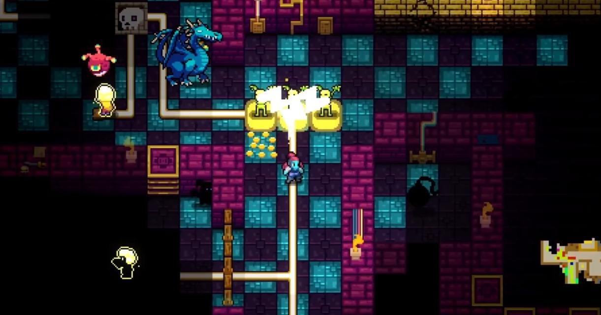 Le jeu Crypt of the NecroDancer revient faire danser monstres et fantômes dans une nouvelle version Amplified, sur iPhone, iPad 1