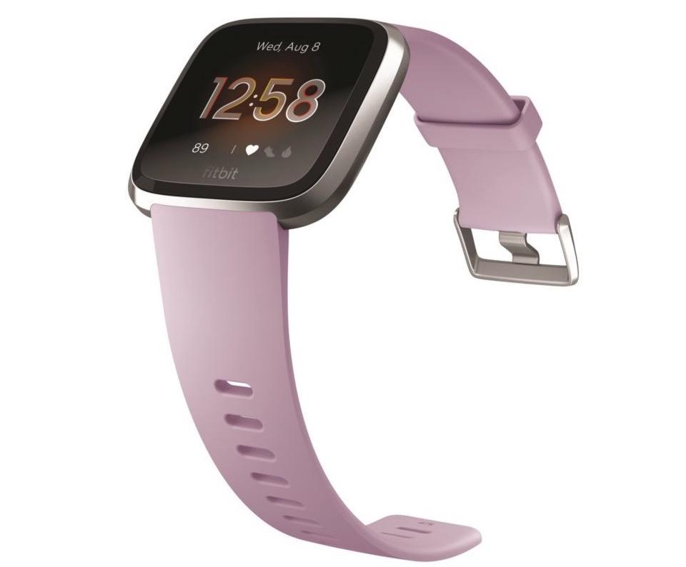 Fitbit à l'assaut de l'Apple Watch avec de nouvelles montres connectées Versa Lite et Inspire 1