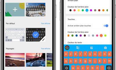 GBoard : le clavier iPhone tiers de Google prend des couleurs en passant à la V2 19