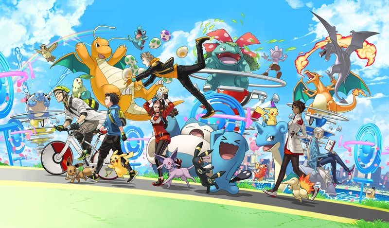 Pokémon GO : les créatures aux œufs d'or d'une licence qui rapporte sur mobile 1