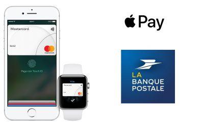 Apple Pay est désormais actif à La Banque Postale 7