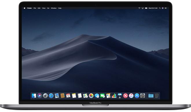 MacOS 10.14.4 est sorti avec iOS 12.2 : voici les  nouveautés 1