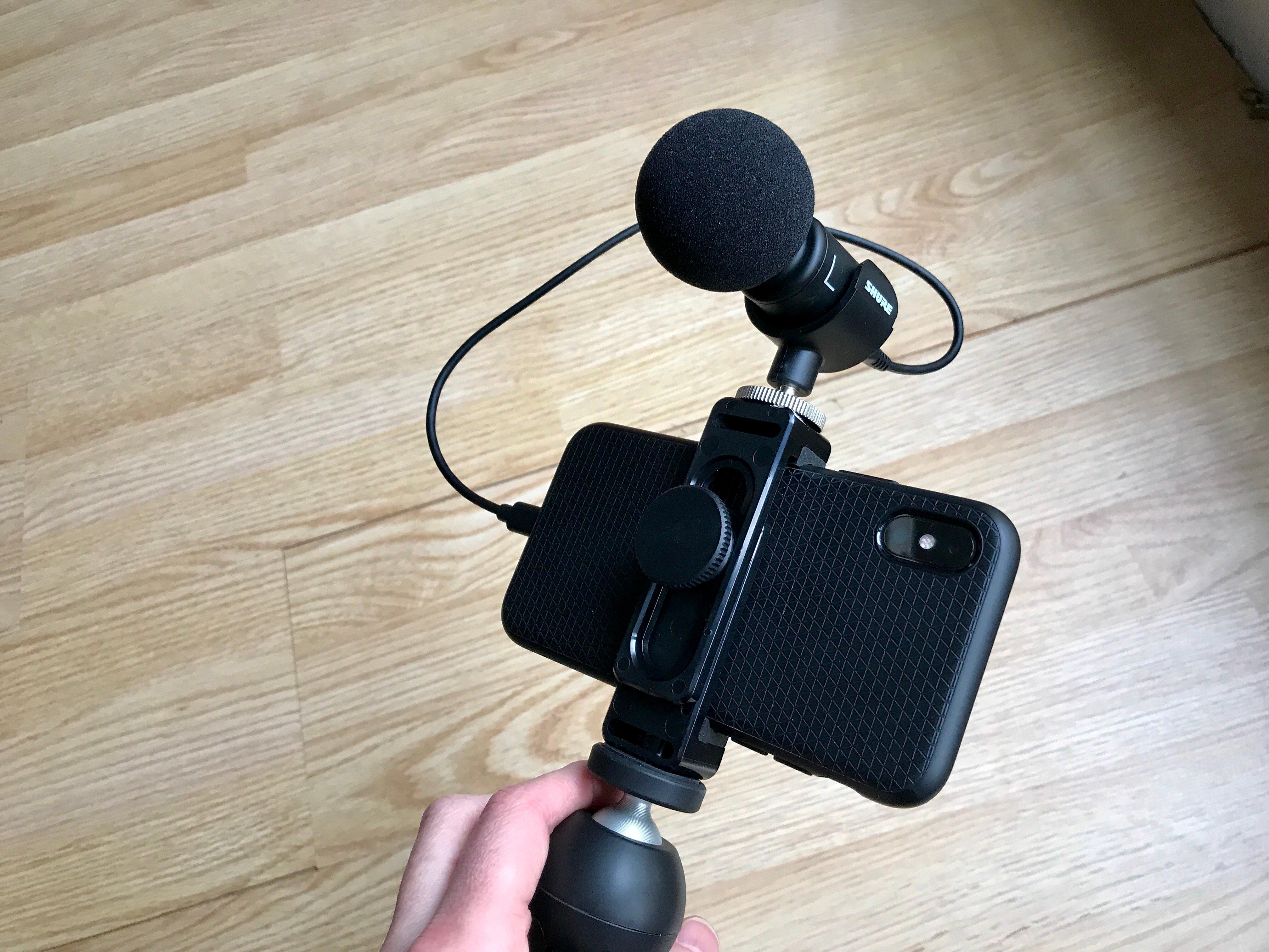 Test du micro Shure MV88+ : un son de qualité avec retour audio via la prise Lightning ou USB-C 1