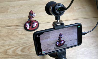 Avant son test : déballage et découverte en images du micro pour smartphone, le Shure MV88+ 3