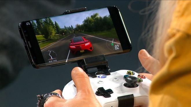 Microsoft fait une démo de xCloud : le streaming de jeux Xbox sur iPhone, iPad et autres mobiles (vidéo) 1