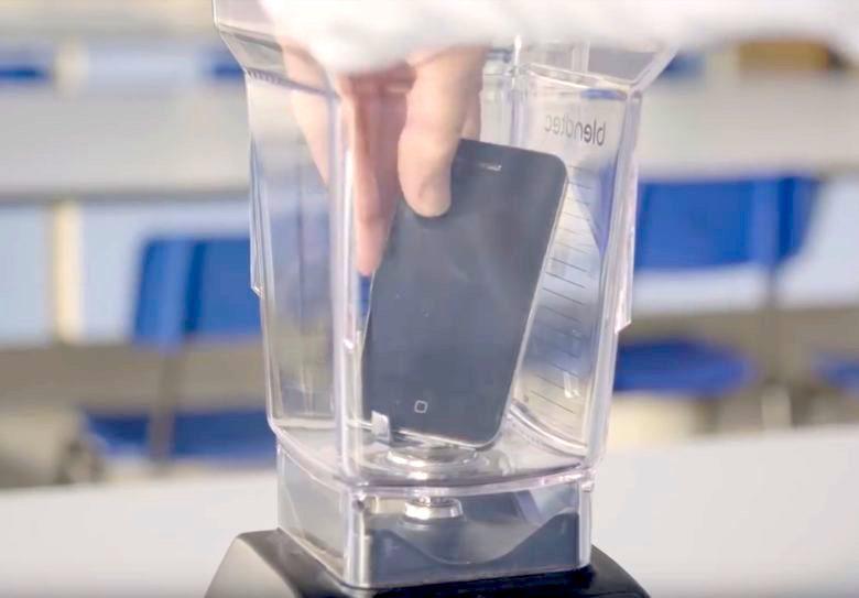 Un iPhone réduit en poussière, pour la science, nous en dit plus sur sa composition précise 1