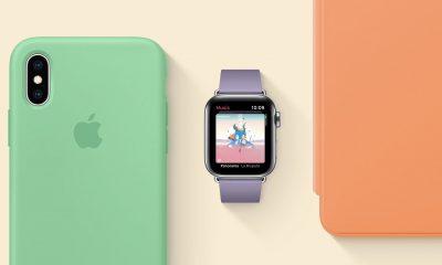 C'est le printemps : nouveaux coloris pour les bracelets Watch et coques iPhone chez Apple 6