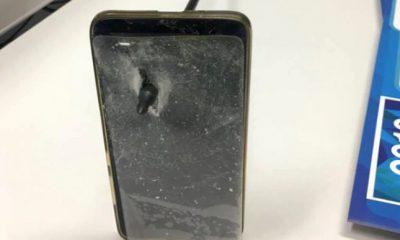 L'iPhone peut aussi protéger... Des flèches ! 5