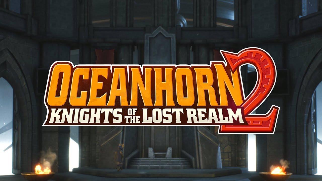 Oceanhorn 2 fera parti du nouveau service Arcade d'Apple : nouvelle bande annonce pour patienter 1