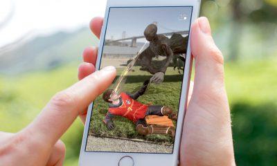 Harry Potter en Réalité Augmentée sur iPhone : la bêta ouverte du jeu de Niantic démarre dans deux pays 27