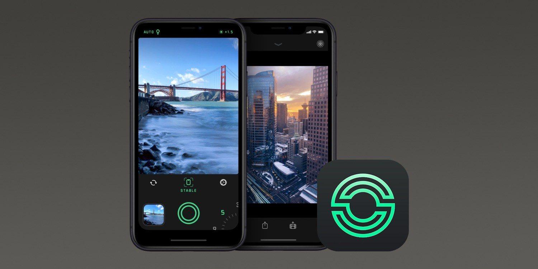 """Spectre : nouvelle app de prise de photo en """"pose longue"""", sans trépied grâce à l'I.A. ? 1"""