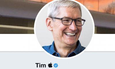Bye bye Tim Cook, bonjour Tim Apple sur Twitter aussi ! 7