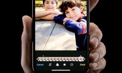 Face ID, résistance à l'eau, cliché parfait, etc. : les nouveaux spots iPhone d'Apple 19