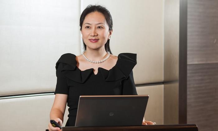 La responsable financière de Huawei (et fille du fondateur) : fan de produits Apple ! 1