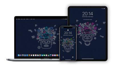 Fonds d'écran iPhone et iPad de la prochaine conférence WWDC 2019 15