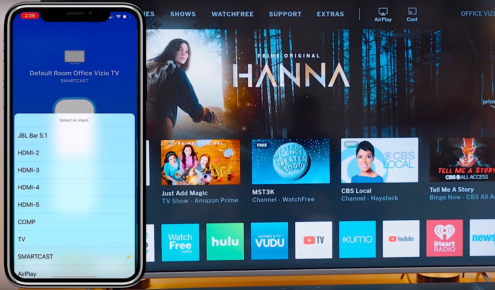 Homekit et AirPlay sur TV connectée : les possibilités à découvrir en vidéo 1