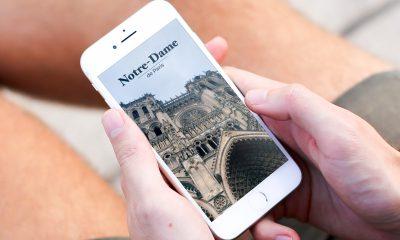 L'appli Notre-Dame revient sur l'App Store, pour redécouvrir la cathédrale sous tous ses angles 29