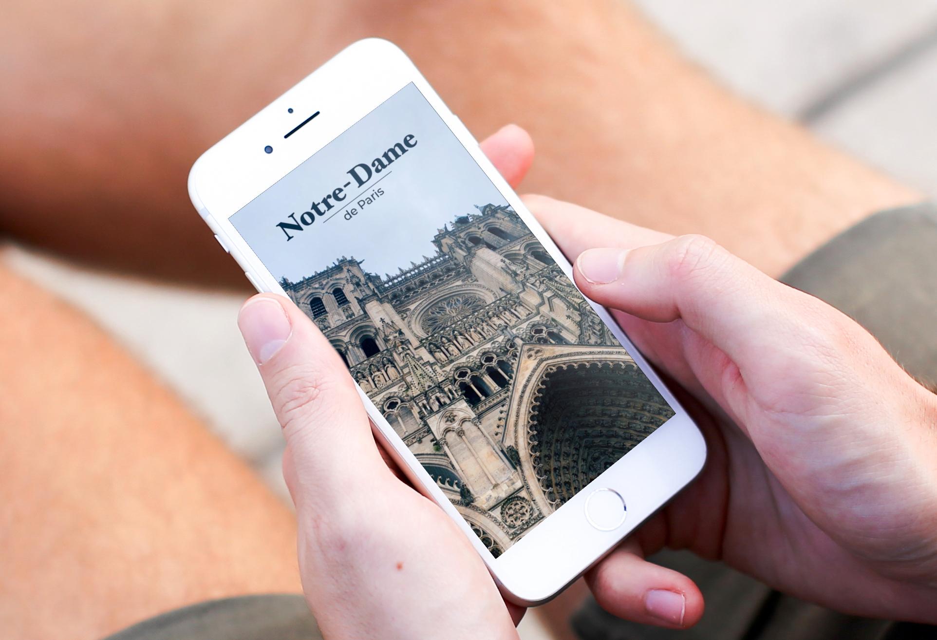 L'appli Notre-Dame revient sur l'App Store, pour redécouvrir la cathédrale sous tous ses angles 1