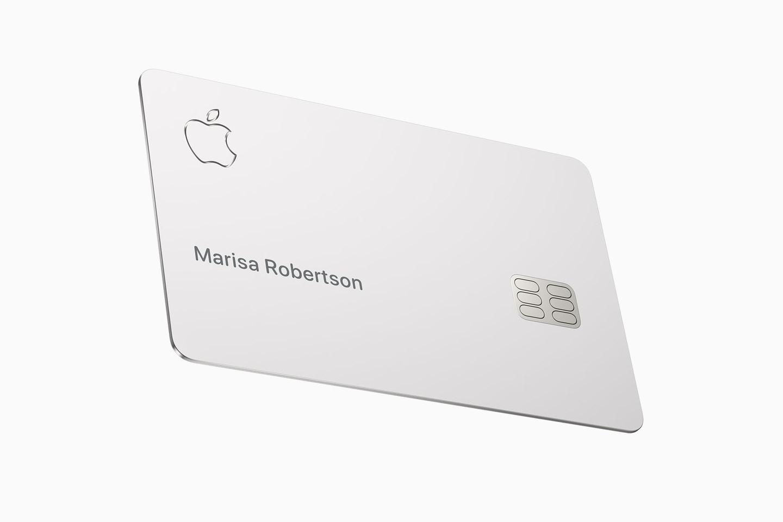 La carte de crédit Apple : un design travaillé, véritable produit de l'attention aux détails d'Apple 1