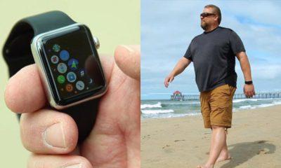 Après 6 mois en mer, l'Apple Watch retrouvée toujours fonctionnelle et rendue à son propriétaire 29
