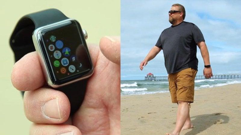Après 6 mois en mer, l'Apple Watch retrouvée toujours fonctionnelle et rendue à son propriétaire 1