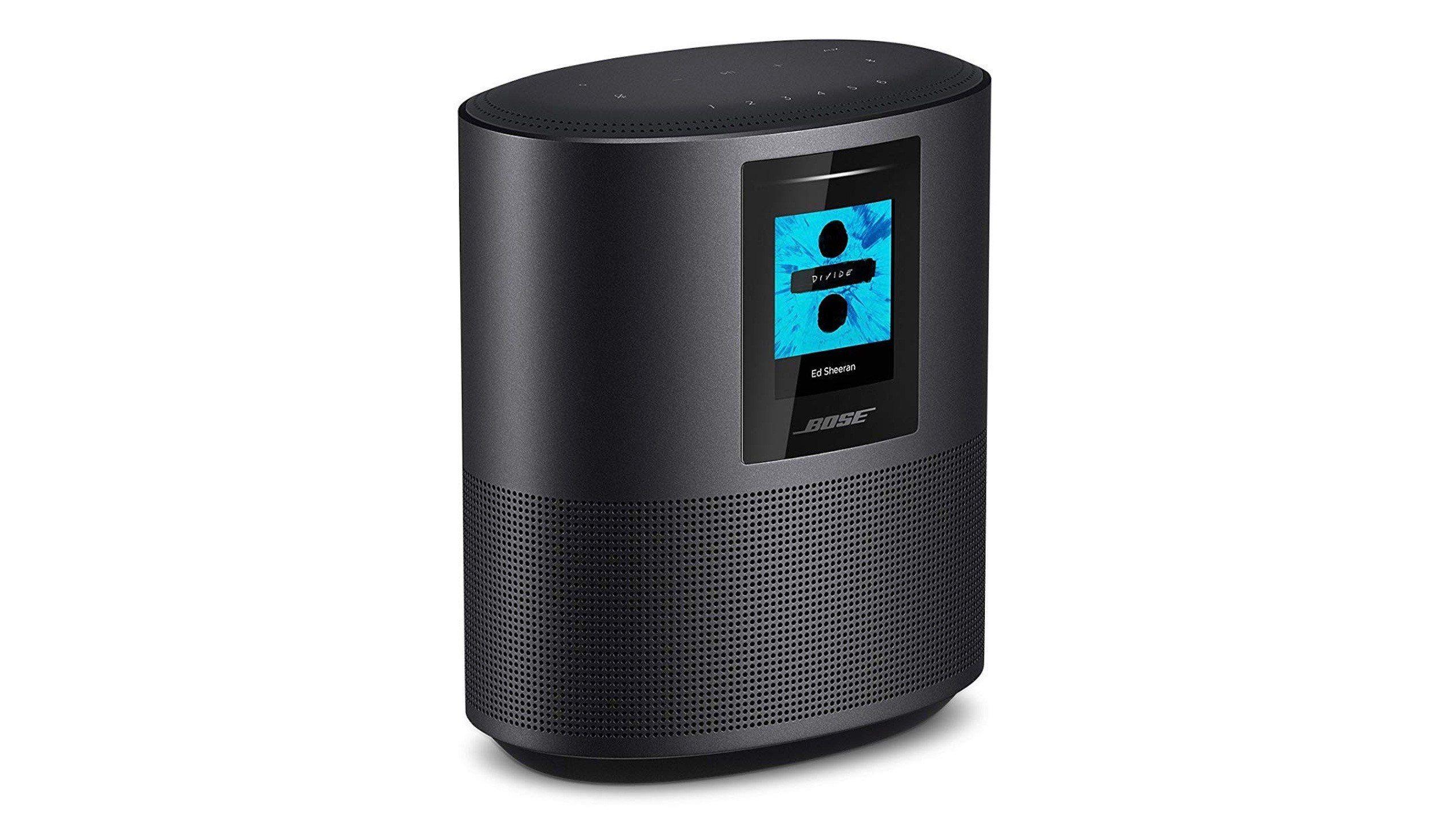Bose ajoute le AirPlay 2 à ses enceintes connectées 1