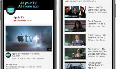 Apple a ouvert une chaine YouTube dédiée à son service de vidéo 13