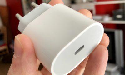 Enfin un chargeur plus puissant pour les iPhone 2019, avec câble USB-C/lightning ? 23