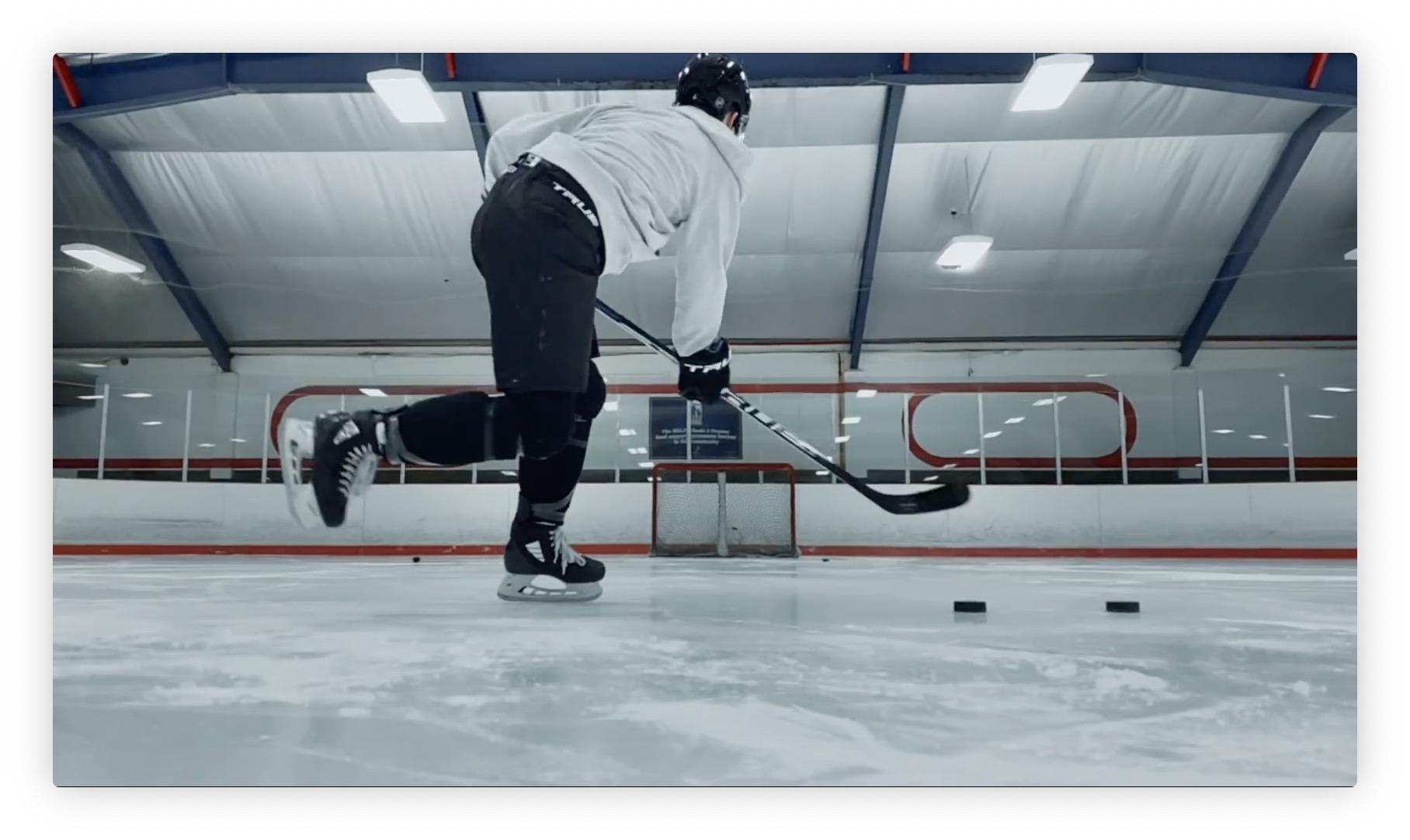 Le nouveau clip d'Apple, filmé à l'iPhone XS, s'intéresse aux joueurs de Hockey 1
