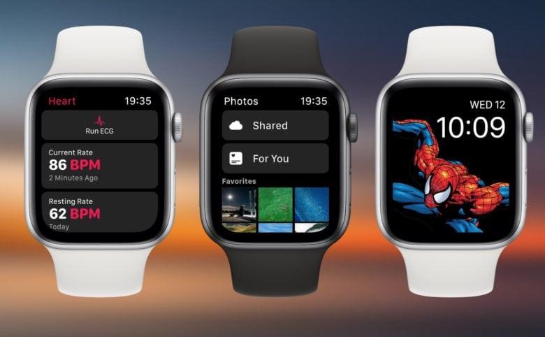 Apple Watch : un concept watchOS 6 qui laisse rêveur ! 1