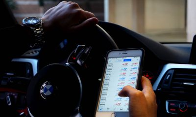Étude US : le smartphone utilisé au volant plus fréquent chez les possesseurs d'iPhone que d'Android 21