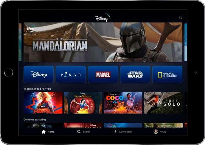 Disney dévoile son service de streaming à un prix raisonnable, avant l'arrivée d'Apple TV+ 1