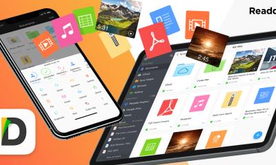 L'app Documents se dote du transfert de fichier entre machines iOS : FileDrop 33
