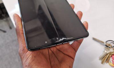 Deux jours après l'arrivée des Samsung pliables chez les testeurs ... Déjà de la casse ! 9