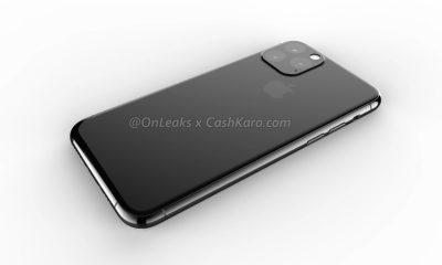 Bloomberg confirme : recharge bilatérale, nouvelle fonction photo sur les iPhone 2019 et production puce A13 démarrée 11