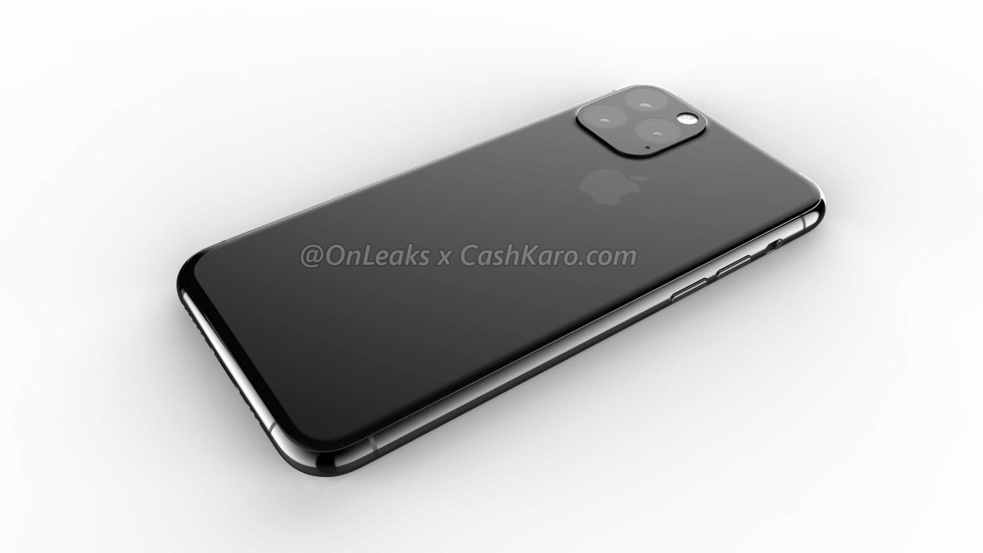 Bloomberg confirme : recharge bilatérale, nouvelle fonction photo sur les iPhone 2019 et production puce A13 démarrée 1