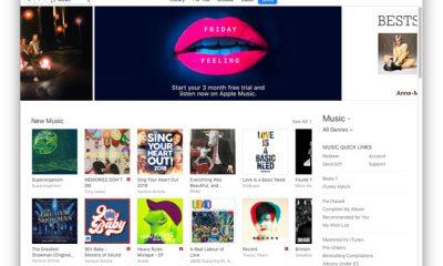Apple accusé de partager les habitudes d'écoute musicales iTunes et Apple Music 5