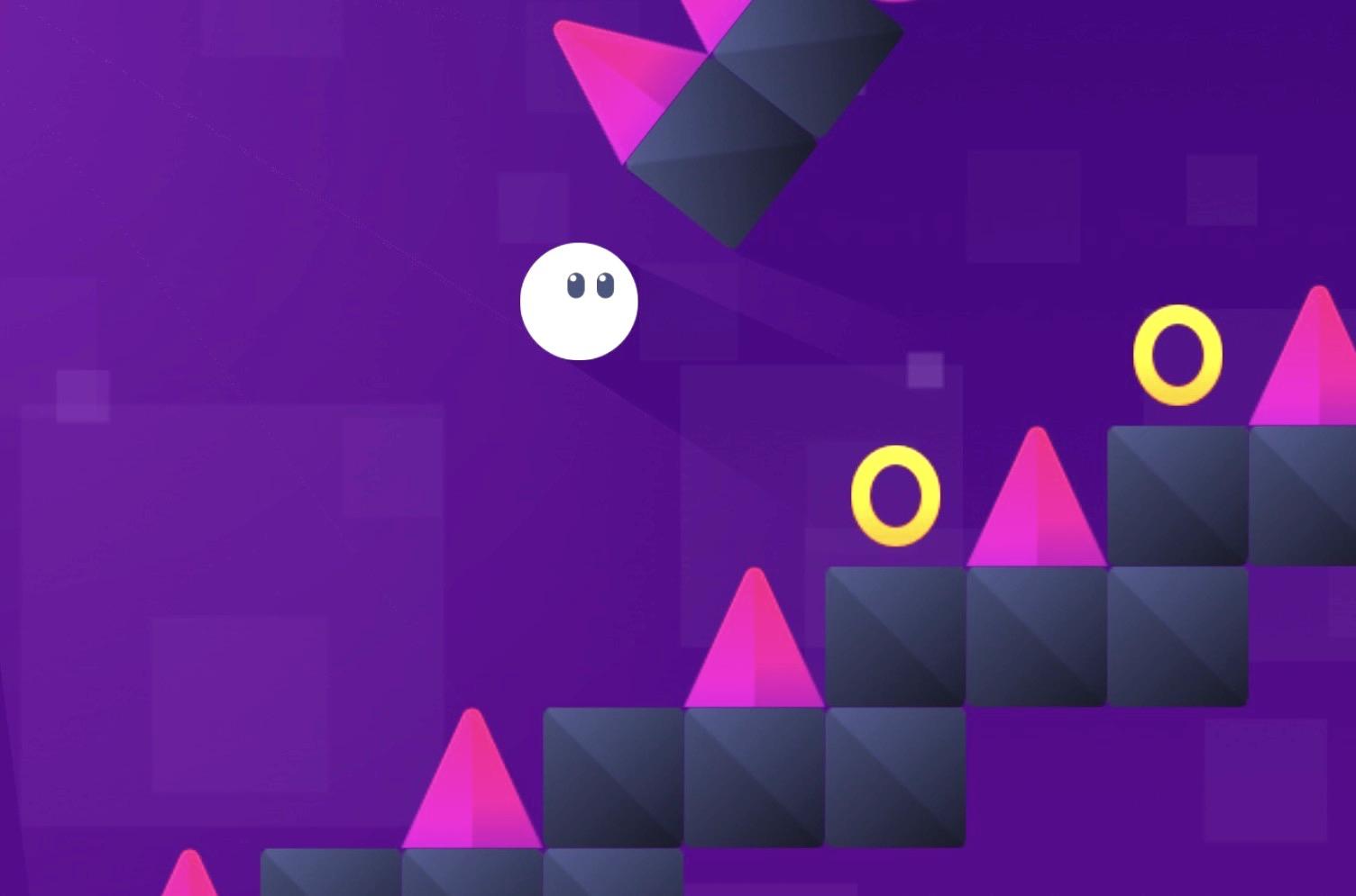 Test Almost Impossible 2 : minimalisme et difficulté assumée pour un nouveau jeu prenant sur iPhone, iPad 1