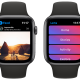 Lens : l'app qui affiche Instagram au poignet sur l'Apple Watch 4