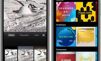L'app Clips d'Apple enrichie d'un mode caméra rétro, de nouveaux stickers et plus 13