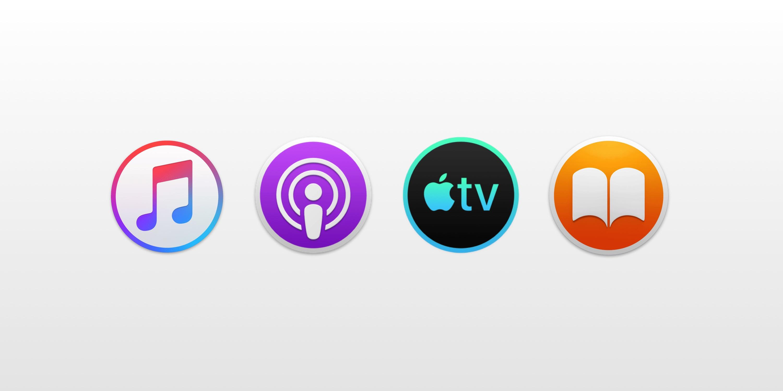 Apple s'apprête bien à exploser iTunes avec macOS 10.15 1