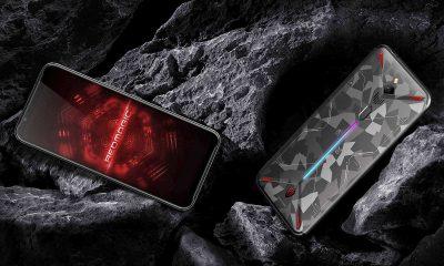 L'escalade : un smartphone gaming avec ventilateur et enregistrement video 8K 31