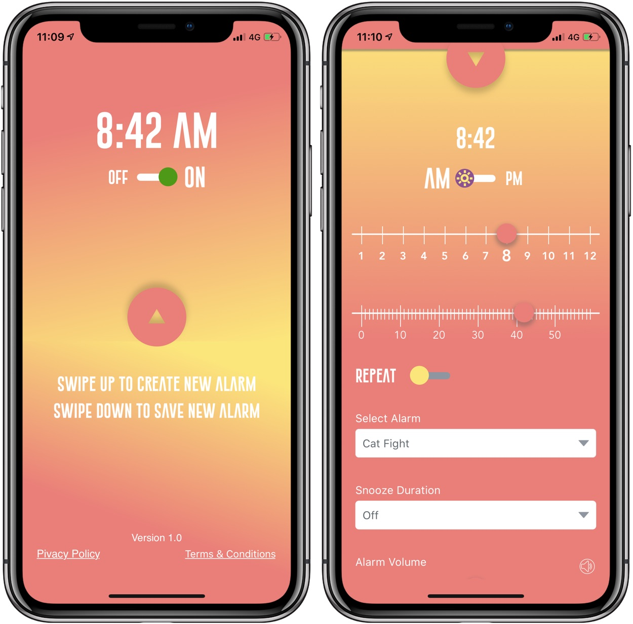 Odd Alarm : une app volontairement désagréable pour ceux qui ont du mal à se réveiller le matin 1