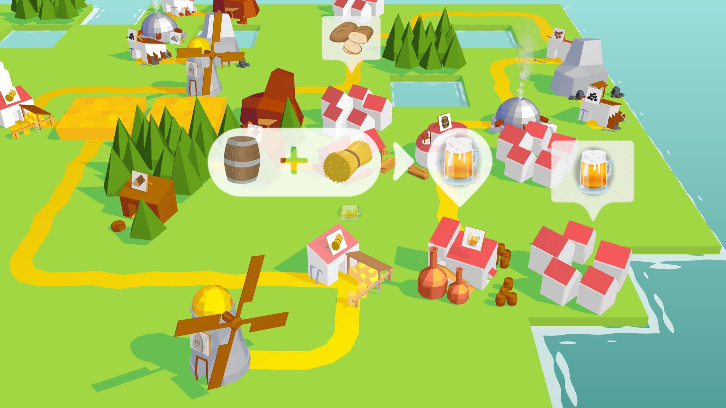 Sorties jeux : plus de 20 nouveaux titres iOS, dont Construction Simulator 3, Puzzle Pelago, Stone, Oco, etc. 1