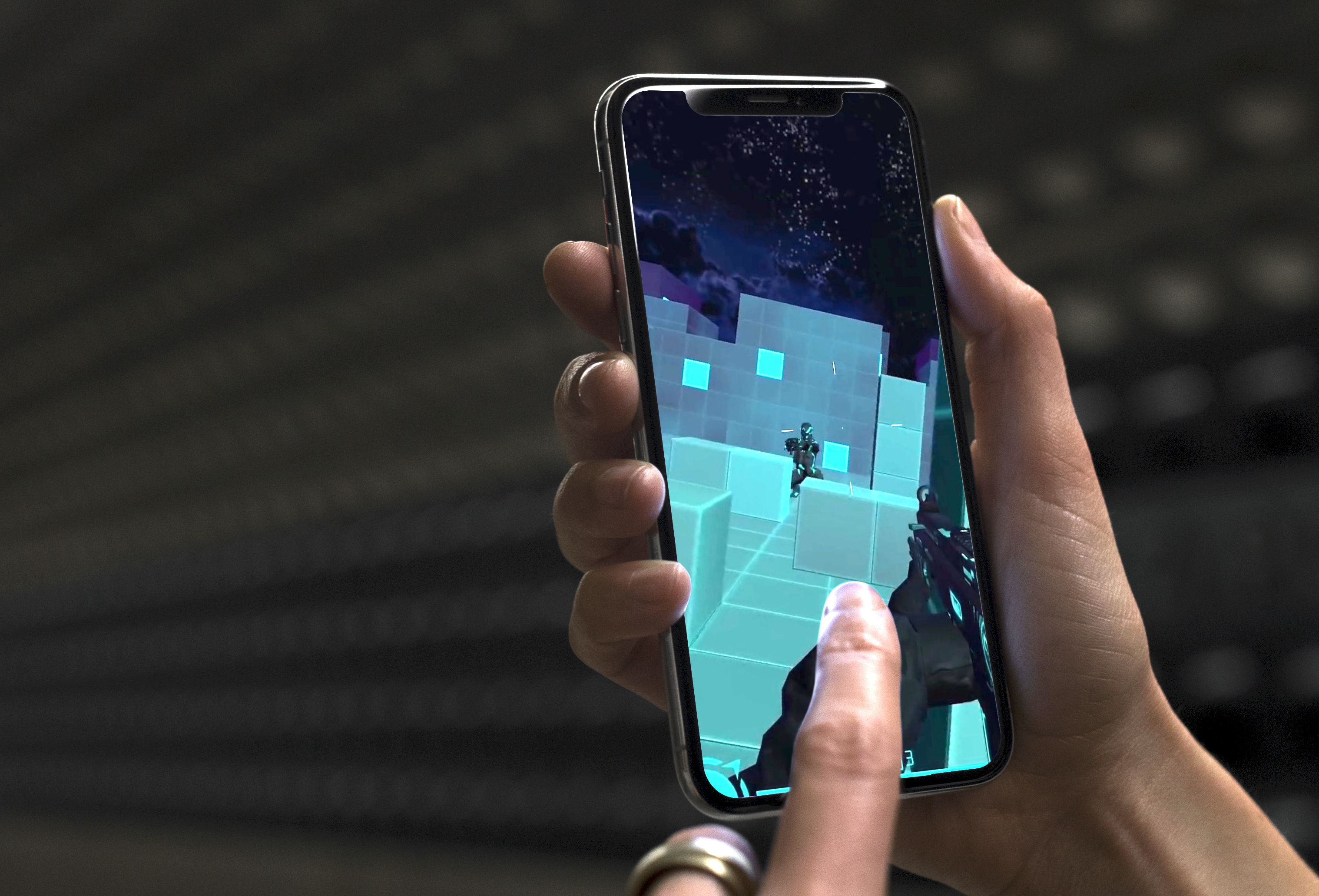 Le jeu de tir Reality Clash en AR débute ses tests : ou quand Pokémon Go rencontre Call of Duty 1