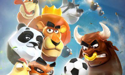 Les créateurs de Badland reviennent avec du foot et de l'action : Rumble Stars Football est disponible sur iPhone et iPad 35