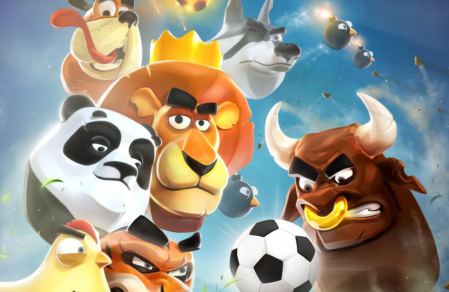 Les créateurs de Badland reviennent avec du foot et de l'action : Rumble Stars Football est disponible sur iPhone et iPad 1