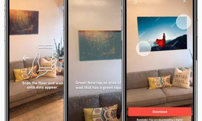 Essayer les images de Shutterstock chez soi grâce à la réalité augmentée 7